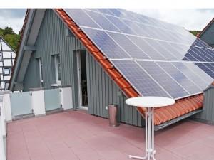 E-rast Terrasse am Konferenzraum