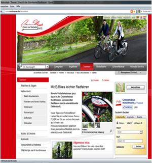 e-rast | Portal für Radtouren in Nordhessen