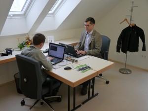 e-RAST Büro 1